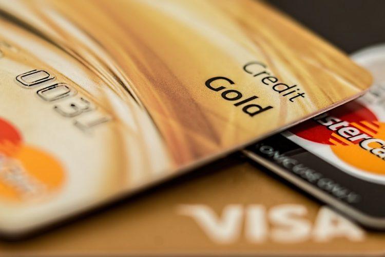 gold visa card